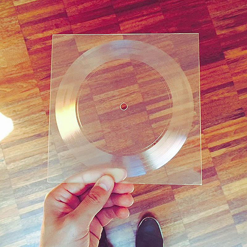 Beevinyl 7 Inch Square Records
